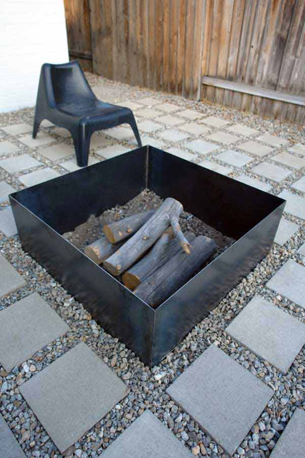 40+ DIY Fire Pit for your Backyard13