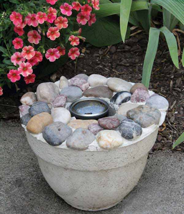 40+ DIY Fire Pit for your Backyard23