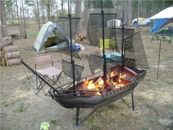 40+ DIY Fire Pit for your Backyard8