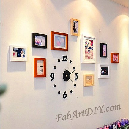 photo frame wall art 22