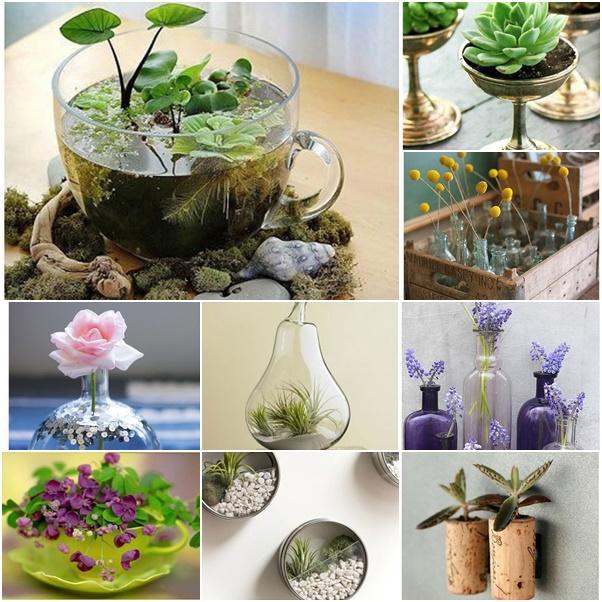 reused planter ideas f