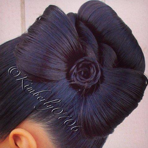 DIY Braided Bow Bun Hairstyle (Video)