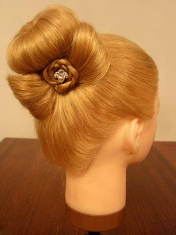 Braided Bow Bun Hairstyle Video - Hairstyle diy video