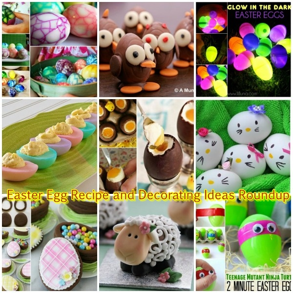 FabArtDIY Easter Egg Recipe and Decorating Ideas