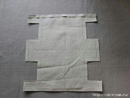 DIY Fabric Mini Tote Handbag Tutorial