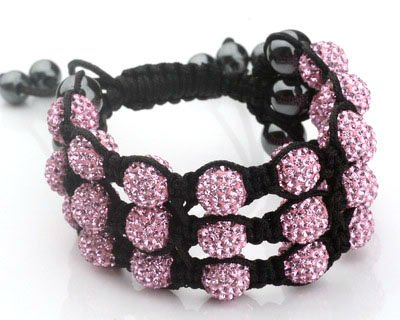 Shamballa_Triple_Row_Bracelet