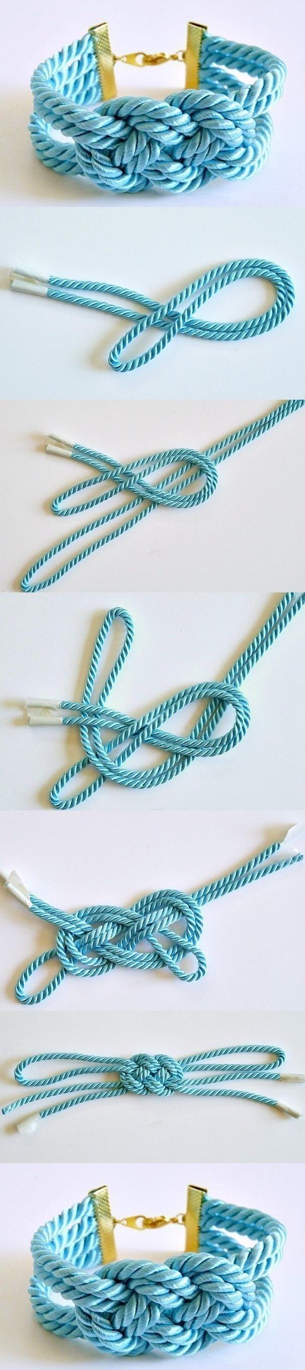 nylon rope bracelet