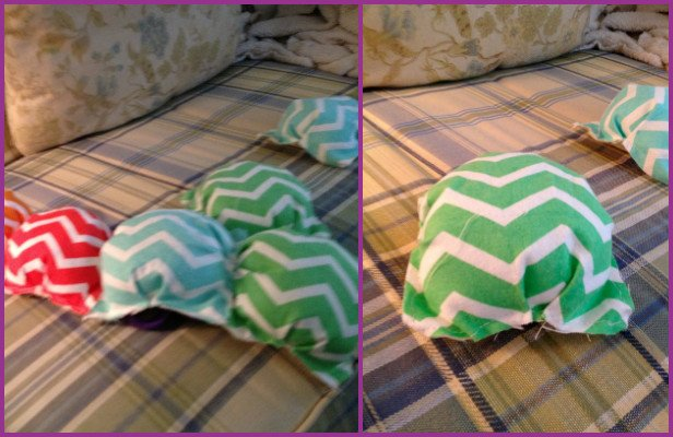 DIY Bubble Quilt Biscuit Puff Quilt Tutorial