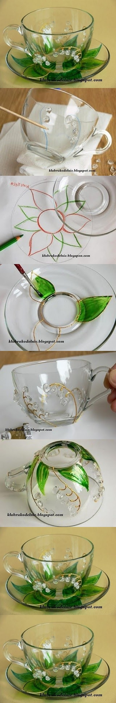 glass art tutorial