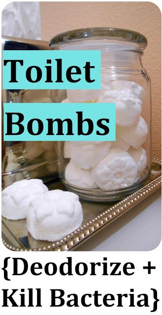 DIY Toilet Bombs