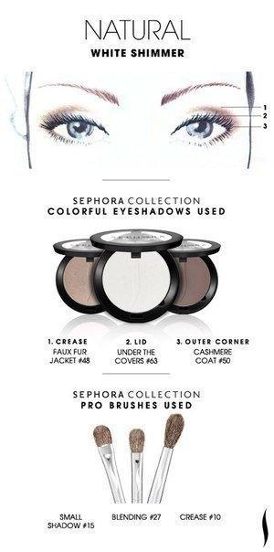 9 sephora makeup templates of eyeshadow. Black Bedroom Furniture Sets. Home Design Ideas