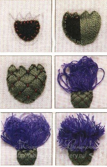 DIY-Beautiful-Thread-Embroidery-Butterfly-on-Dandelion1.jpg