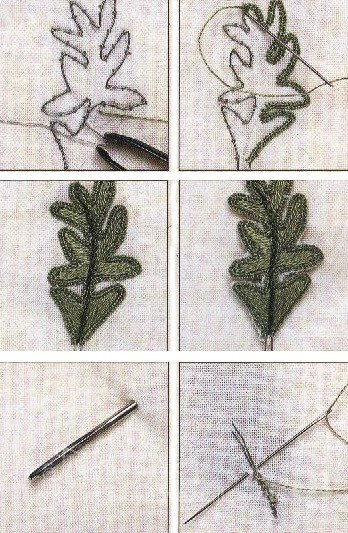 DIY-Beautiful-Thread-Embroidery-Butterfly-on-Dandelion2.jpg