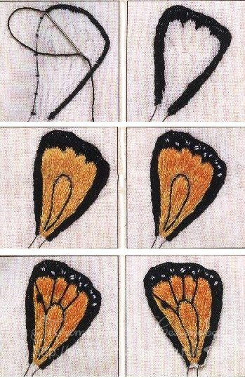 DIY-Beautiful-Thread-Embroidery-Butterfly-on-Dandelion3.jpg