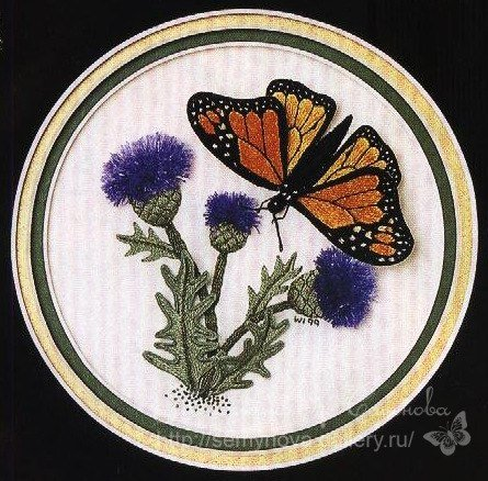 DIY-Beautiful-Thread-Embroidery-Butterfly-on-Dandelion7.jpg