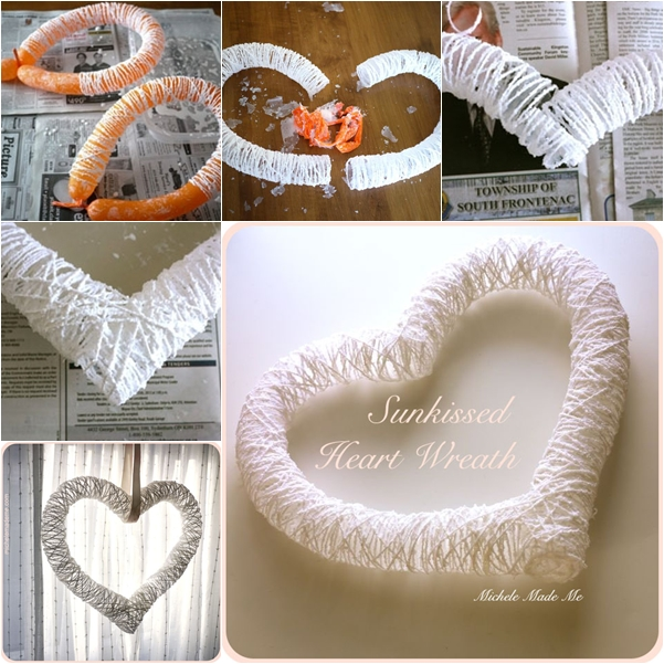 Heart Wreath f