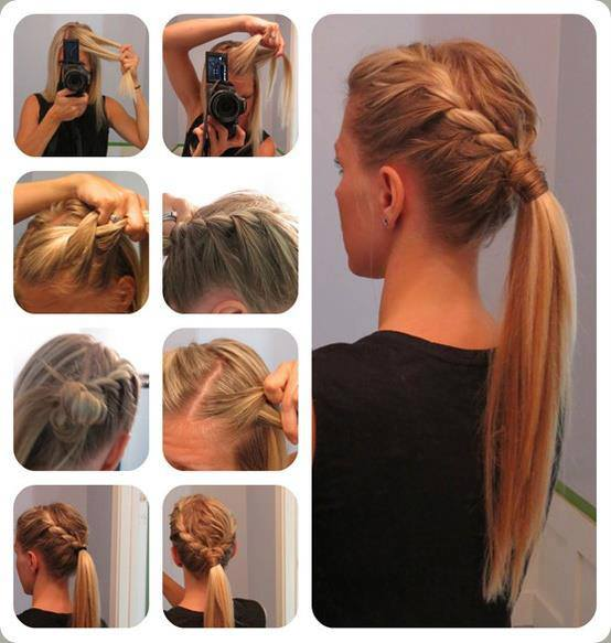 Kinds of braids and how to do them