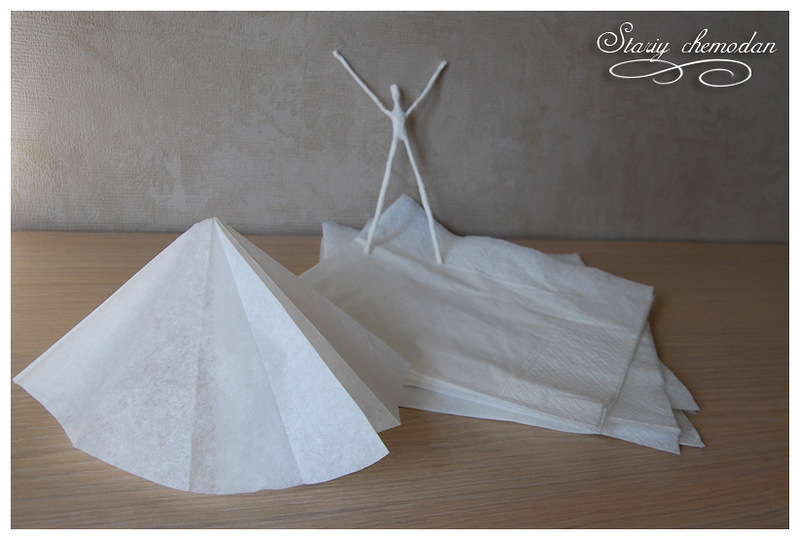 How to DIY Tissue Paper Ballerina7