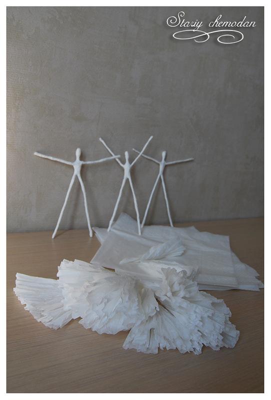 How to DIY Tissue Paper Ballerina9