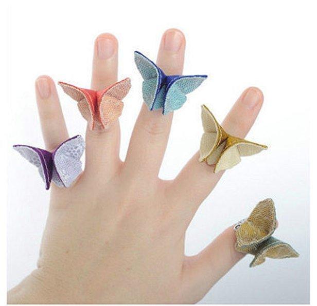 DIY Fabric Origami Butterfly Tutorial
