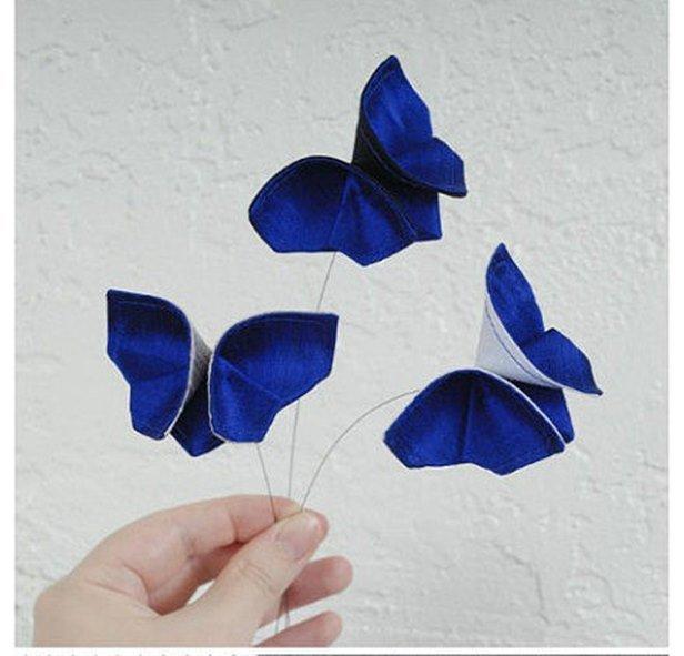 Dollar Bill Butterfly Ring | Flotsam and Origami Jetsam | 591x616