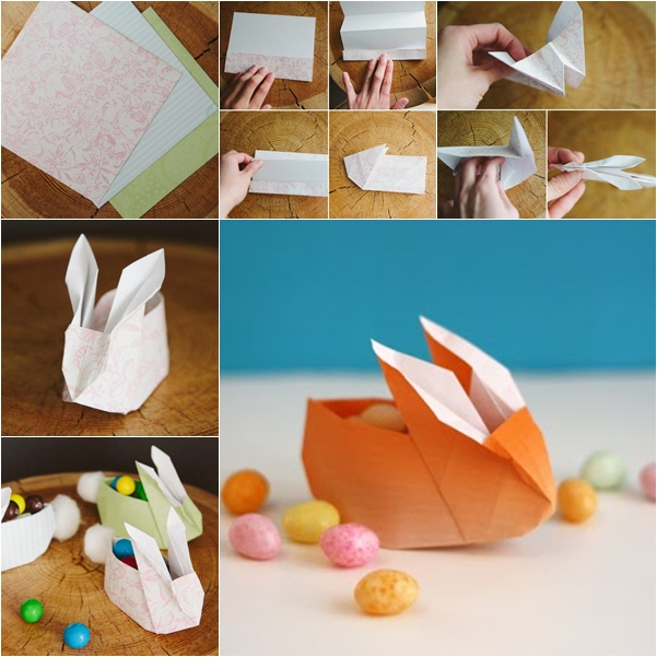 Origami Box out of A4 Paper | Easy and Simple Origami Paper Craft ... | 601x601