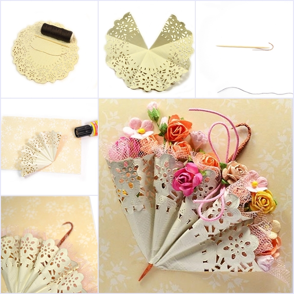 How To Make A Paper Drink Umbrella