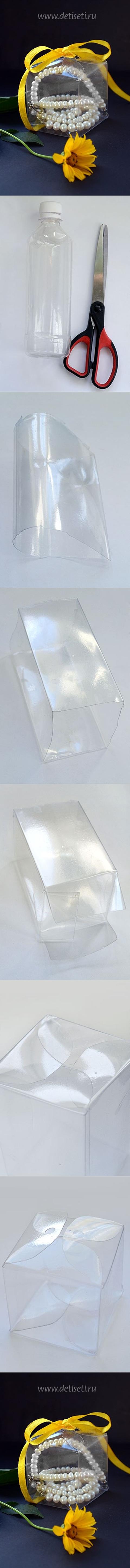 plastic box tutorial