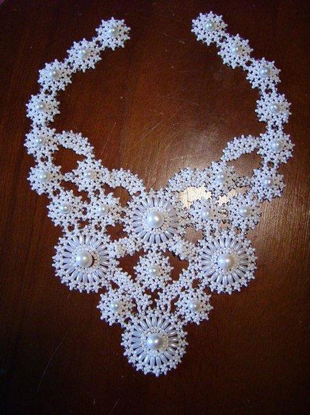 Phenomenal How To Make Beautiful Bead Necklace For Wedding Fab Art Diy Short Hairstyles Gunalazisus