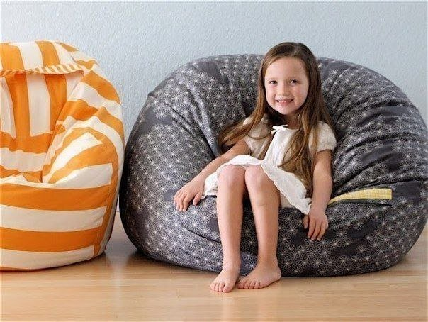 DIY Fabric Beanbag Free Sewing Patterns for Kids