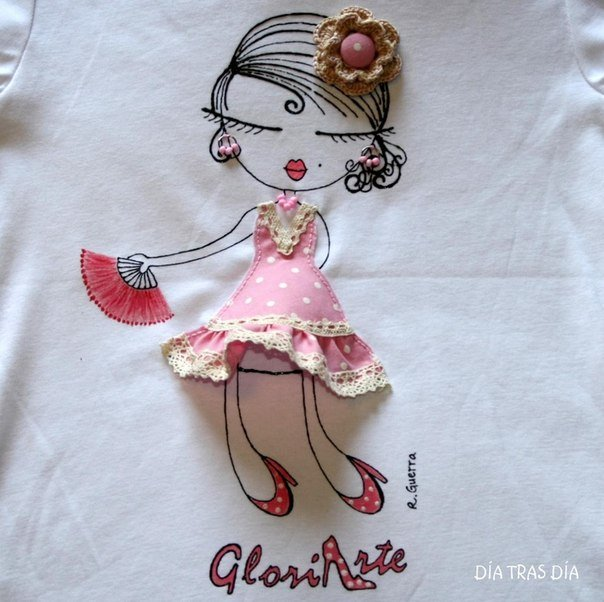 Decor on T shirts2
