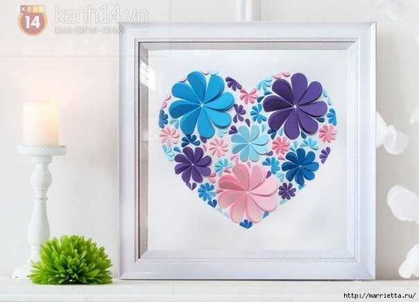 Image Result For How To Make Paper Flower Wall Decorations