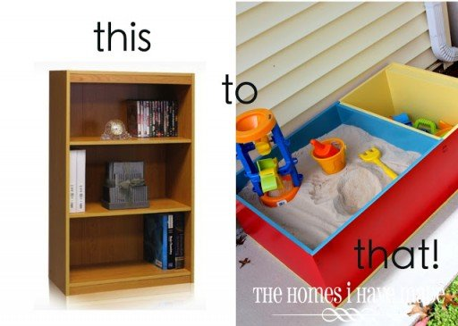 How-to-turn-a-book-case-into-a-sandbox