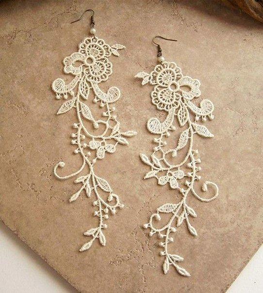 Lace Earring01 Jpg