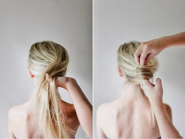 Here is a Wedding Updo for Long Hair Ideas – Messy French Twist Updo ...