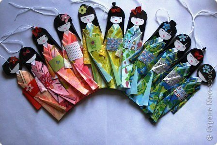 How To Make Traditional Japanese Paper Doll Diy Tutorials