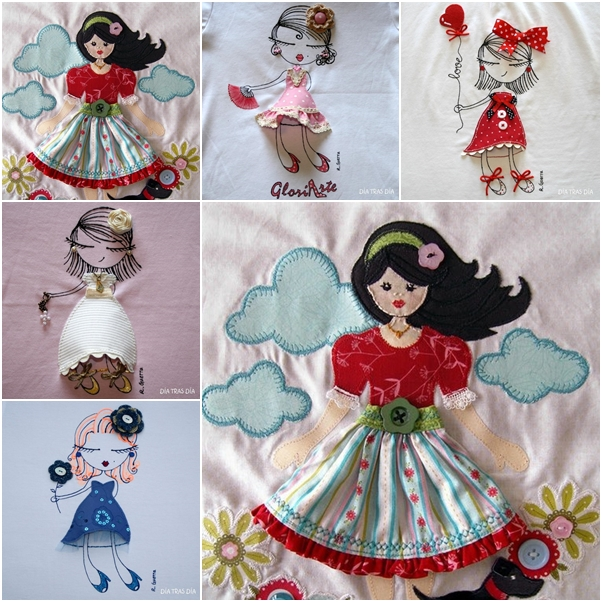 all dolled up quilting ideas