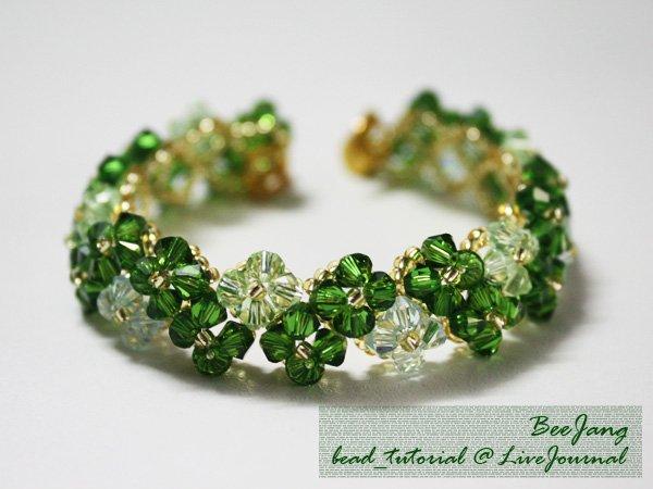 Four-Leaf-Clover-Beaded-Bracelet01.jpg