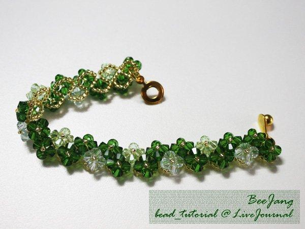 Four-Leaf-Clover-Beaded-Bracelet15.jpg
