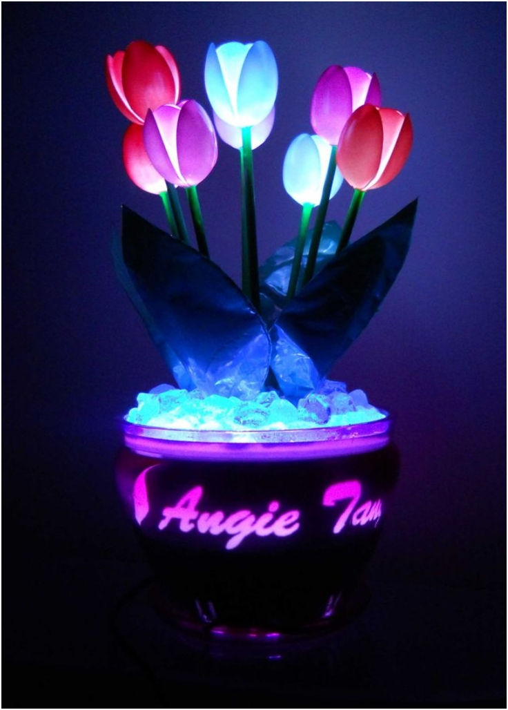 Top 15 diy plastic spoon home decorating ideas www for Diy spoon lamp
