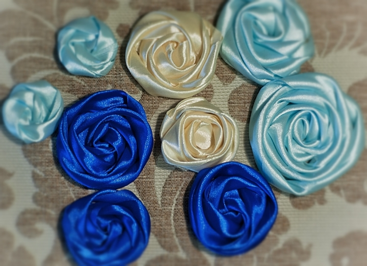 How to Make Fabulous Bridal Satin Flower Bouquet - Fab Art DIY