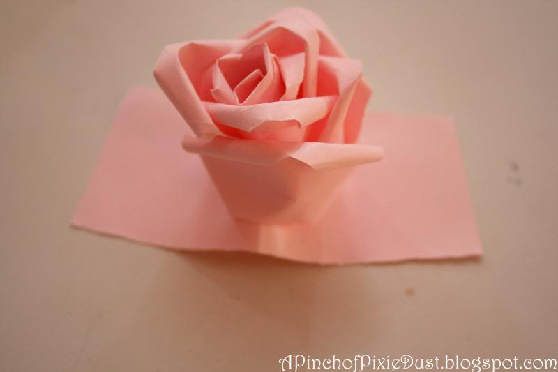 Paper flower easy way akbaeenw paper flower easy way mightylinksfo