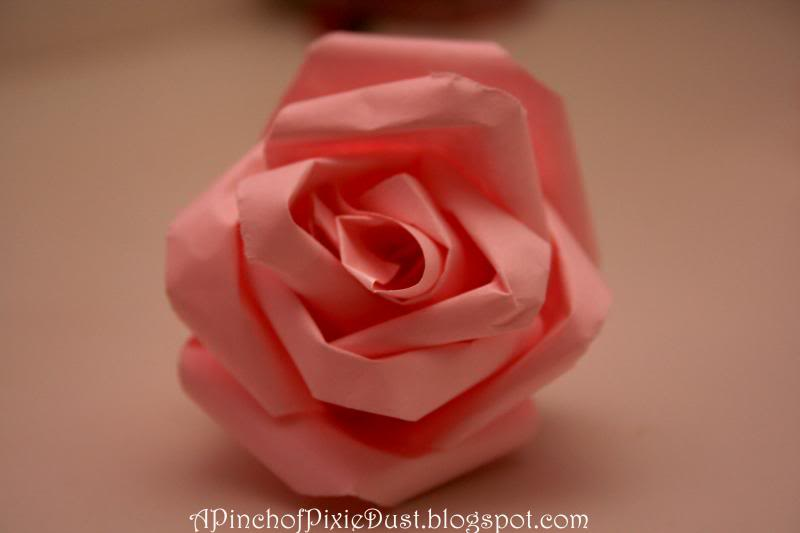 How to diy easy paper roses fab art diy creative way to make paper rose11g mightylinksfo