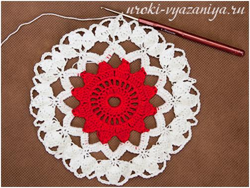 How to Crochet Special Lacey Floral Jewelry Box www ...