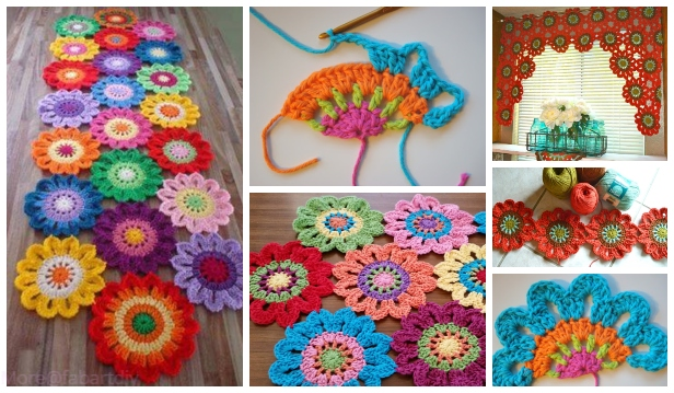 Crochet Rugs Archives Diy Tutorials