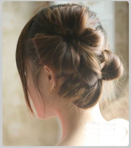 floral hairstyle06