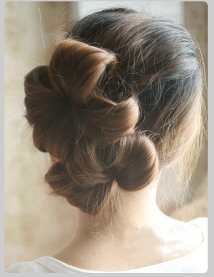 floral hairstyle07