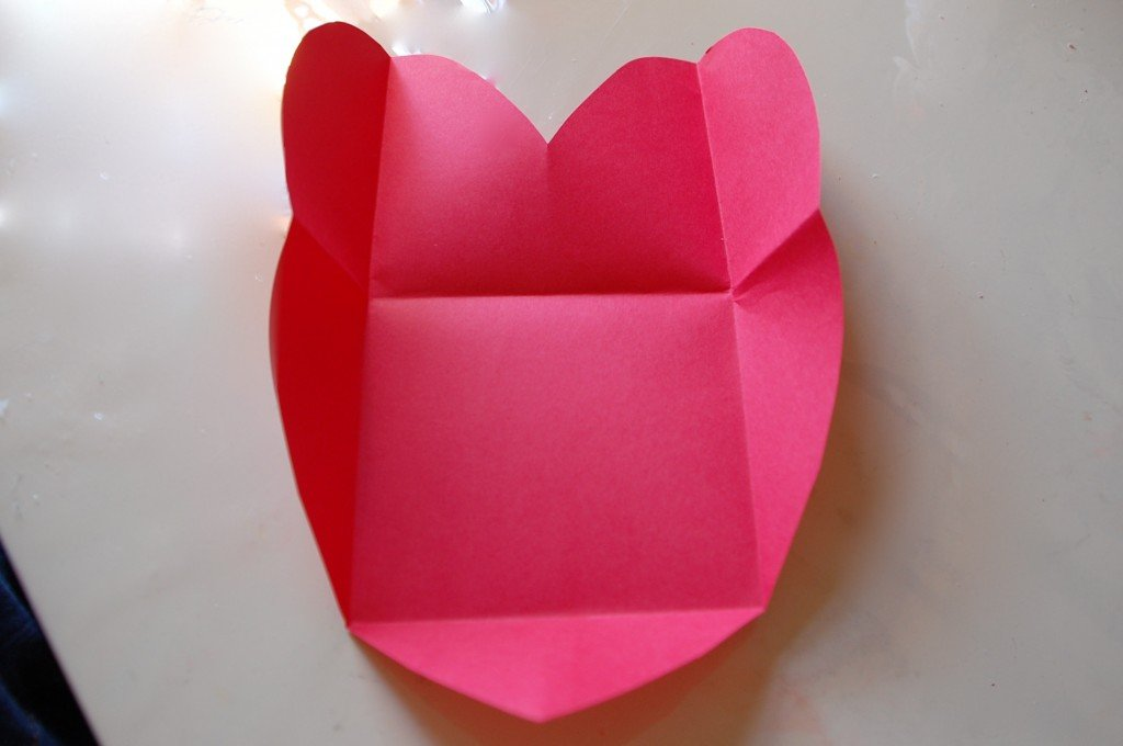 How to make heart shaped greeting card in 2 ways fab art diy greeting card from heart10g m4hsunfo