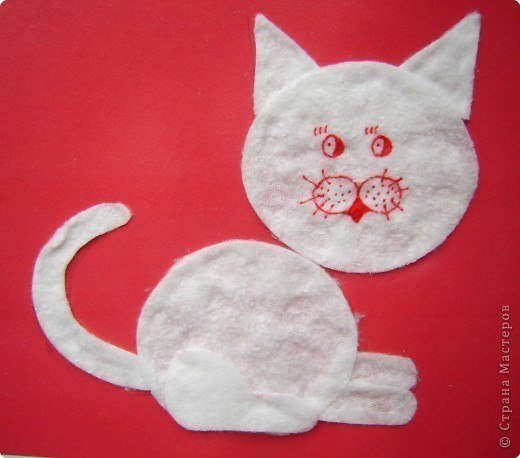 Creative Kids Craft Ideas With Cotton Pads Diy Tutorials