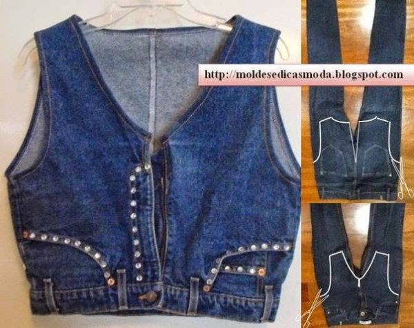 DIY Ideas to Repurpose Old Jeans
